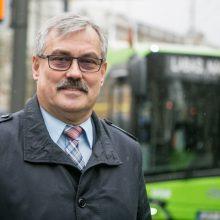 """""""Kauno autobusams"""" šiemet reikės dvigubai daugiau savivaldybės lėšų"""