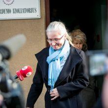 Paaiškėjo, kuris teismas nagrinės N. Venckienės bylą