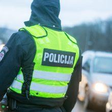 Kauno pareigūnams įkliuvo girtas kolega iš Kalėjimų departamento