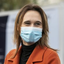 V. Čmilytė-Nielsen: svarbu, kad pandemija netaptų vienintelė tema