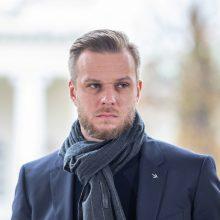 G. Landsbergis neatmeta Rusijos įsiveržimo į Ukrainą tikimybės