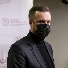 G. Landsbergis situaciją Ukrainoje aptarė su NATO generaliniu sekretoriumi