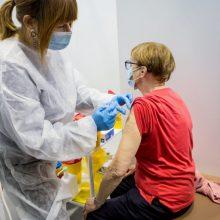 Klaipėdos senjorams – svarbi informacija dėl vakcinavimo nuo COVID-19