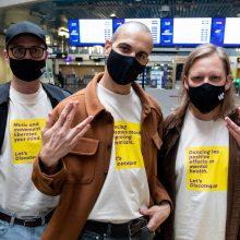 """Geltonoji """"Eurovizijos"""" paslaptis: kodėl lietuviai, kaip jiems neįprasta, labai palaiko """"The Roop""""?"""