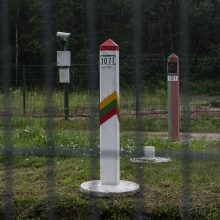 Baltarusija tiria migranto mirties prie sienos su Lietuva mirties aplinkybes