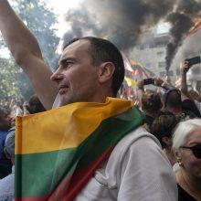Teismas: Šeimų sąjūdžio mitingas galėjo vykti prie Seimo, savivaldybė grėsmės neįrodė