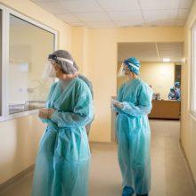 Kauno ligoninėje stabdomas pacientų lankymas