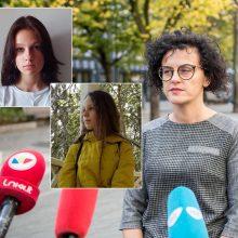 Prokurorė apie Kaune dingusias nepilnametes: jos planavo pabėgimą – pasiėmė palapinę, peilį, vaistų