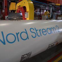 """Rusijos Saugumo Taryba: teisinio pagrindo sustabdyti """"Nord Stream 2"""" nėra"""
