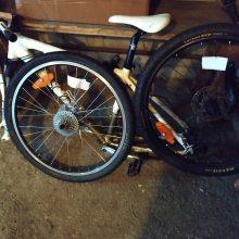 Gal šis, kaip įtariama, vogtas dviratis jūsų?