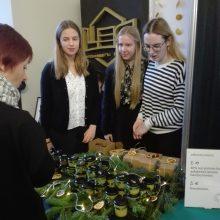 VDU Ugnės Karvelis gimnazijoje – dvi renovacijos