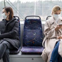 Keleiviai: per pandemiją autobusuose ir troleibusuose šitaip neturėtų būti