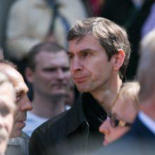 Apeliacinis teismas nagrinės A. Paleckio skundą dėl jam pratęsto suėmimo