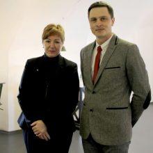 Darbą pradėjo naujasis Kauno IX forto muziejaus vadovas