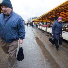 Klaipėdos rajone nustatytos tvarkos laikosi ne visi prekeiviai
