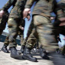 Latvijoje per bėgimo treniruotę mirė Lenkijos kariškis
