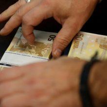 Policininku apsimetęs sukčius iš vilnietės išviliojo virš 15 tūkst. eurų