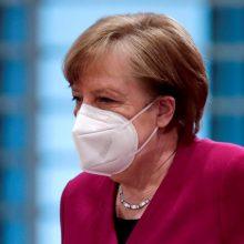 Vokietijos konservatoriai svarsto, kas galėtų pakeisti A. Merkel
