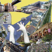"""Kūrybinių dirbtuvių """"Naujamiesčio kodas"""" dalyviai pristatys urbanistines idėjas Kaunui"""