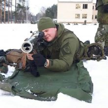 Tarnyba kariuomenėje – žingsnis į ateitį