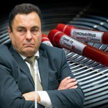 Detektyvas Seime: pradingo P. Gražulis – susirgo koronavirusu ir slepia ligą?