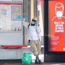 Ekspertai įspėja dėl antros koronaviruso bangos Didžiojoje Britanijoje