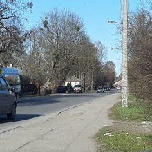 Miestą sukaustė spūstys dėl avarijų: yra sužalotų žmonių