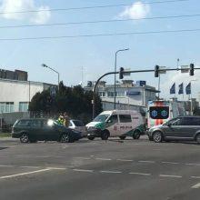 Naujos žinios apie avariją: paspirtuko vairuotojas pats ją sukėlė, buvo girtas