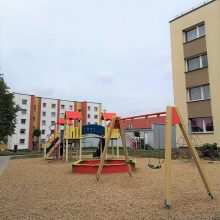 Švenčionių savivaldybė demonstruoja puikius kvartalinės renovacijos rezultatus