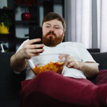 Gydytoja dietologė: cholesterolio kiekis didėja ir vartojant per mažai skaidulinių medžiagų