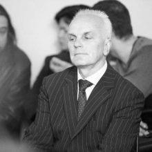 B. Burgio laidotuvės: kur ir kada bus galima atsisveikinti?