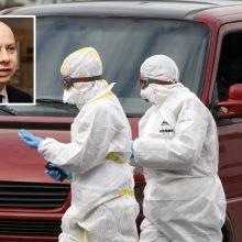 Ministras: prievolė izoliuoti grįžtančius gyventojus dienai atidėta tik Klaipėdoje