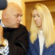 Slaugytojų žūties byloje – akibrokštas: kaltinamosios advokatas teisiamas ir pats
