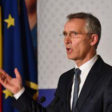 NATO atveria duris Makedonijai