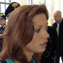 Italijoje tiriama paslaptinga S. Berlusconi teismo proceso liudytojos mirtis