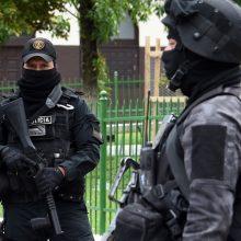 Meksikoje pagrobti Prancūzijos bei Meksikos piliečiai