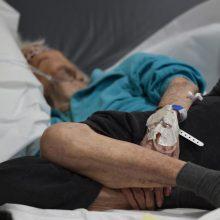 Šį sezoną – beveik dukart daugiau mirčių nuo gripo
