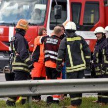Praėjusi para keliuose: nukentėjo septyni žmonės