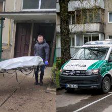 Tragedija Kauno daugiabutyje: JAV pilietis nužudė draugę lietuvę ir nusižudė pats?