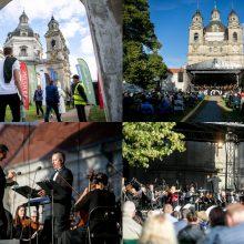 Pažaislio vienuolyne prasideda didžiausias Lietuvoje klasikinės muzikos festivalis