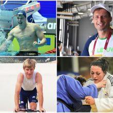 Olimpiniame Tokijuje išmušė lietuvių valanda