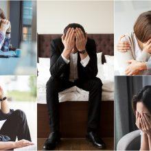 Psichiatras: daugėja pokovidinį sindromą jaučiančių žmonių, ruošiamės jų antplūdžiui