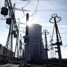 D. Kreivys ragina Ukrainą neprekiauti baltarusiška elektra