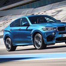 """Teismai aiškinasi, kam priklauso 77 tūkst. eurų už laimėtą """"BMW X6"""""""