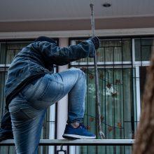 Kaune apvogtas butas: nuostolis skaičiuojamas dešimtimis tūkstančių eurų