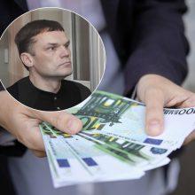 Pagrindiniu PVM sukčiavimo organizatoriumi laikomas M. Žalimas suimtas dviem savaitėms