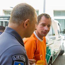 Buto su vaikais padegėjas suimtas dviem mėnesiams