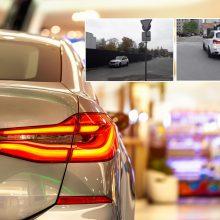 Stveriasi už galvos: parduotą automobilį vejasi svetimos baudos