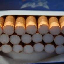Latvijoje pirktos cigaretės lietuviui praturtėti nepadėjo