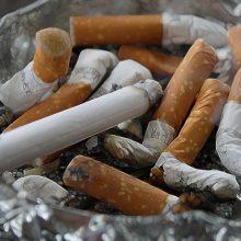 Per gaisrą daugiabutyje apdegė alytiškis: įtariamas neatsargus rūkymas lovoje